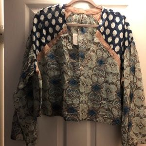 Free People Swing Top